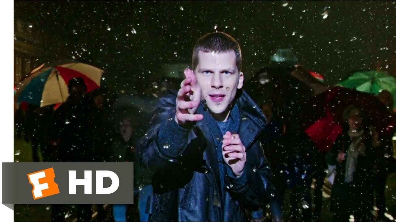 Download Now You See Me 2 (2016) - Controlling the Rain Scene (9/11) | Movieclips