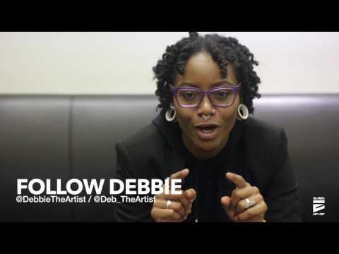 Black 2 Hip Hop Interview: Debbie The Artist