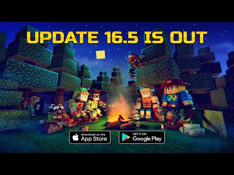 Pixel Gun 3D Update 16.5 Overview   New Season, Summer Weapons And Weapon Gallery