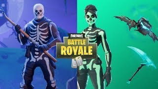 NEW SKULL TROOPER & SKULL RANGER ( FORTNITE BATTLE ROYALE) GIFTING SYSTEM