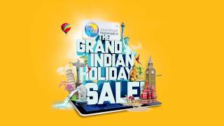 Grand Indian Holiday Sale Is Back - (Journalist) thumbnail