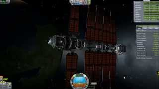 KSP Interstellar Space Program Episode 1, Microwave Relay Network