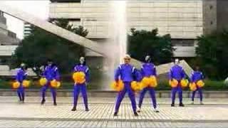 Lucky Star Zombie Dance MIRRORED