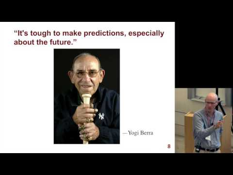 Tony Kovscek: Oil and Gas   Energy @ Stanford and SLAC 2016