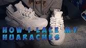 64db8119d8b0f Nike Triple Red Huarache Deep Cleaning + Sole Reglue. Using ...
