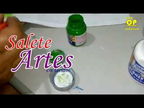 SALETE ARTES EM TECIDOS
