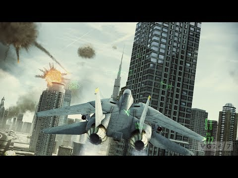 Most Epic Air Combat On Jet Fighters In Games On PC ! US F-22 Raptor VS Russian Su 35