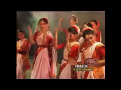 new-rabindra-sangeet-songs- -alo-amar-alo-ogo- -surer-agun- -full-video-songs- -gold-disc