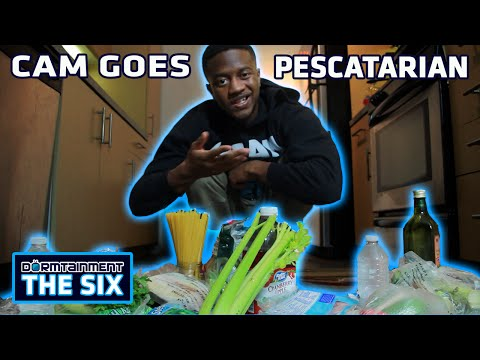 """""""Cam Goes Pescatarian"""" (w/ Alternate Ending) - DORMTAINMENT: THE SIX Ep. 2"""