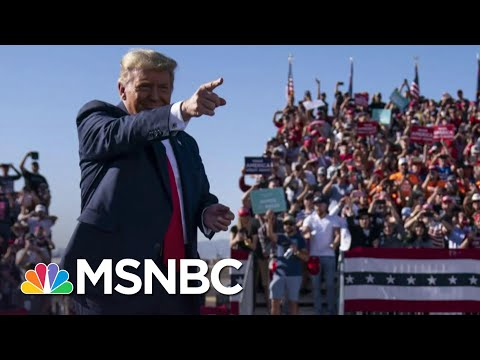 Happy Warrior? Trump Has A Lot Of Campaign Trail Complaints | The 11th Hour | MSNBC