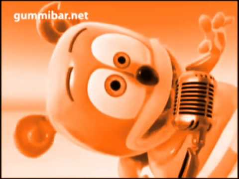гуммибар оранжевый COLORFUL Gummibär ORANGE Russian Gummy Bear Song