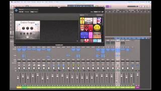 Logic Pro X Tutorials - Drummer tracks & Drum Kit Designer 4/4
