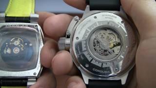 Swiss Skeleton Watch Vs Japanese Skeleton Watch