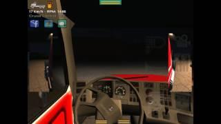Minha scania 113h no grand truck simulator
