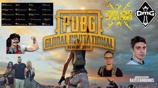 PUBG Berlin 🛩 I PGI Trailer + Intro 🐔 Chicken Dinner Winner 🐔 Clan O M G 🏆 I #010