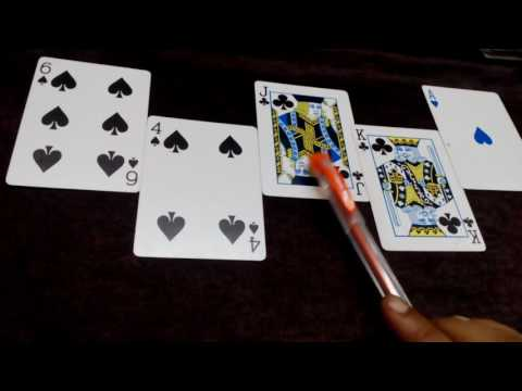 5 card spread sample reading