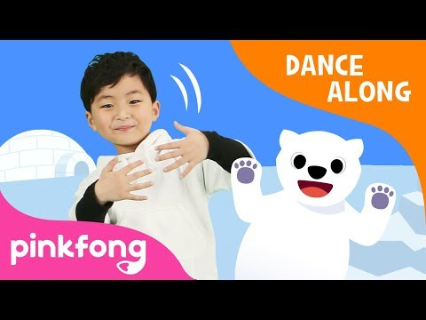 Paw Paw Polar Bear | Dance Along | Animal Song | Pinkfong Songs for Children