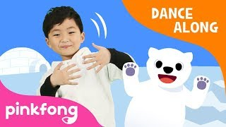 Paw Paw Polar Bear   Dance Along   Animal Song   Pinkfong Songs for Children