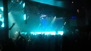 Andy C @ HQ Adelaide January 2012