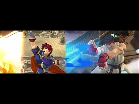 Super Smash Bros Wii U/3ds Roy And Ryu CONFIRMED POSSIBLY WILL COME OUT TOMMOROW!- Video Analysis