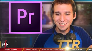 How to Stabilize Your Footage with Warp Stabilizer (Adobe Premiere Pro CC 2017)