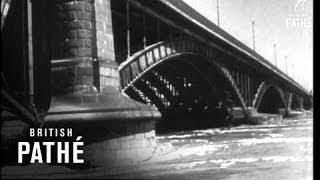 Floods Sweep Polish Farms (1948)