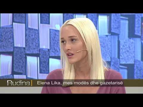 Rudina - Elana Lika, mes modes dhe gazatarisë! (15 shtator 2017)