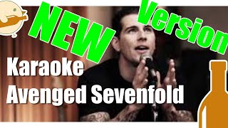 Avenged Sevenfold - Unholy Confessions (Karaoke New 2020 Version)