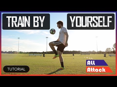 How to Train By Yourself | Football and Soccer Tutorial