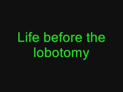 Green day- Before the lobotomy lyrics