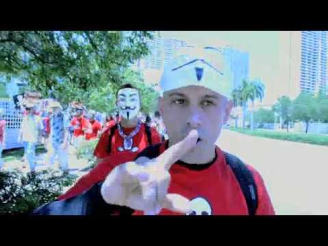 Steve Grant - Greetings Citizens(March Against Monsanto Miami)