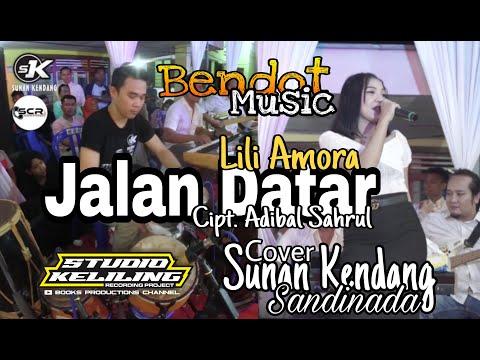Jandhut Versi Sunan Kendang - Jalan Datar - Lili Amora Live Bemdot Music#