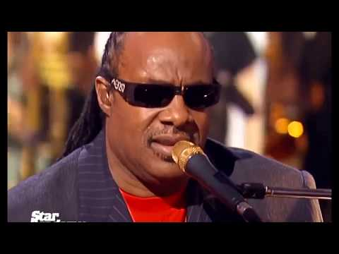 "Stevie Wonder ""From the Bottom of my Heart"" live, France 2005"
