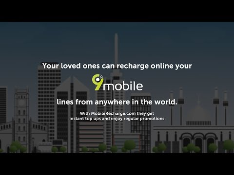 Etisalat is now 9Mobile in Nigeria - Check out how to top up