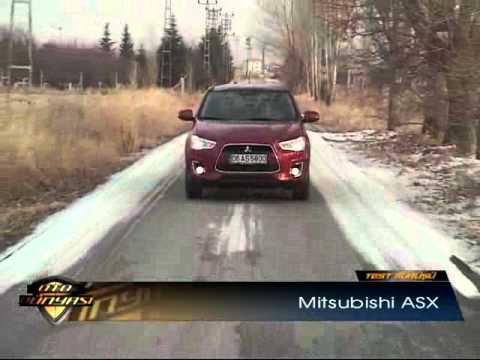 Mitsubishi ASX Test Oto Dnyas