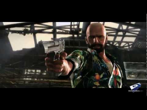 Max Payne 3 - Story Trailer