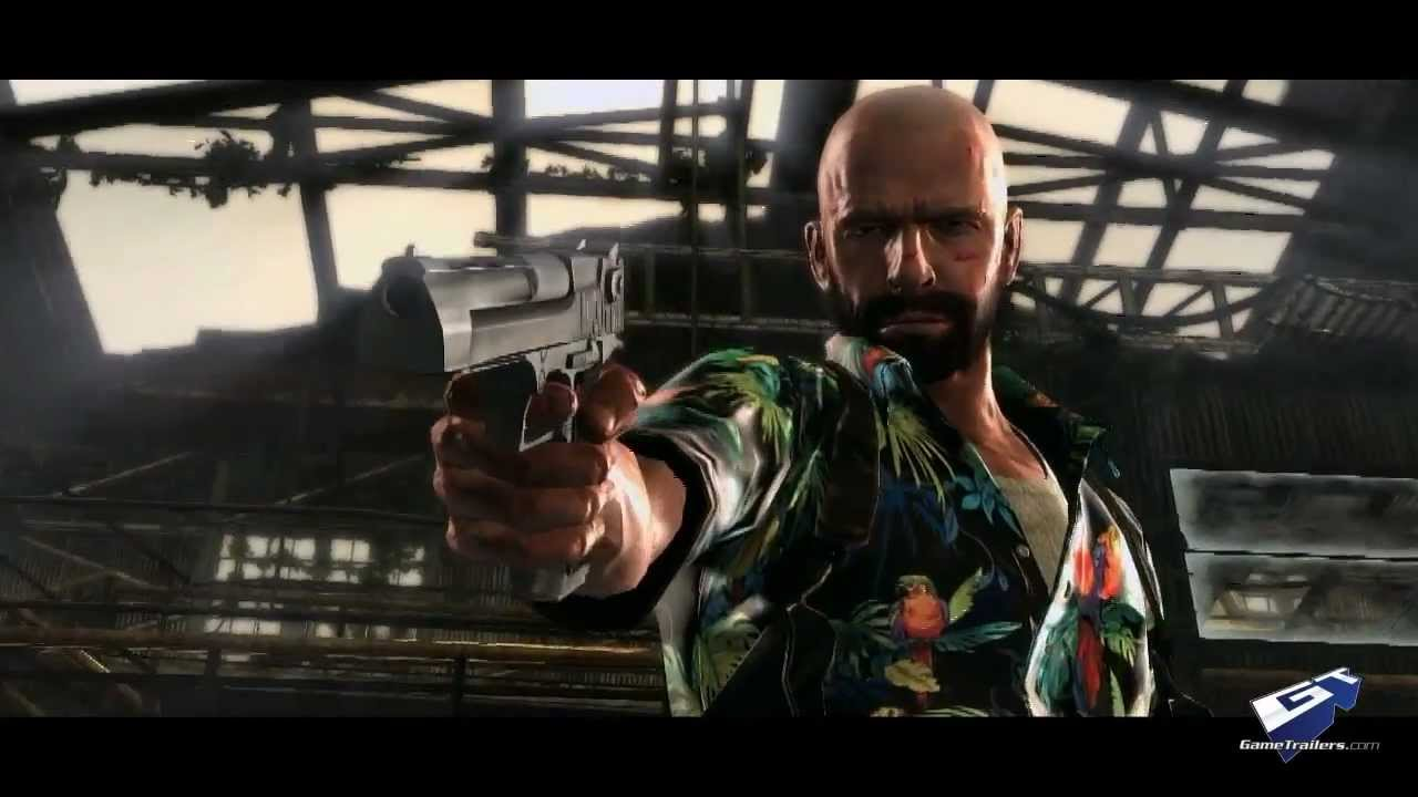 Max Payne 3 Story Trailer Youtube