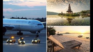 volcano Flights To Bali