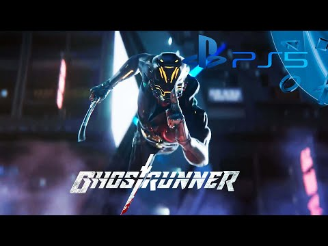 Ghostrunner - Game is Ready To Revil Official Cinematicᵁᴴᴰ ✔ 2020 |