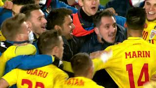 Romania - Danemarca  1-1 | Suntem la EURO U21!!!