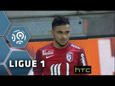 LOSC - Olympique Lyonnais (1-0)  - Résumé - (LOSC - OL) / 2015-16