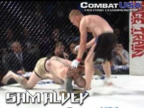 Sam Alvey Combat USA