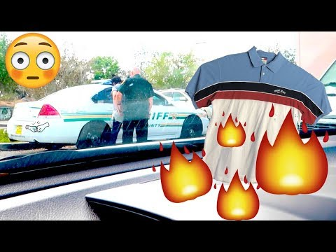 She Got Arrested At Goodwill 😳 MEGA THRIFT HAUL! Tommy Hilfiger / Polo Fire!