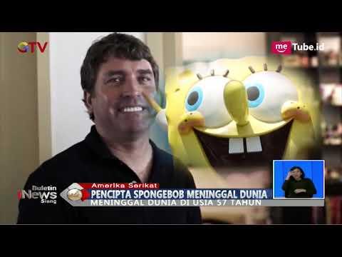 R.I.P, Stephen Hillenburg Pencipta 'Spongebob' Meninggal Dunia - BIS 28/11