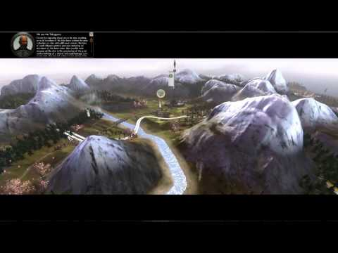 Total War Shogun 2 HD Tokugawa Campaign Commentary Part 1 Getting Acquainted