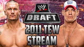 WWE DRAFT! Post Wrestlemania Edition! | WWE 2011 | (Total Extreme Wrestling)