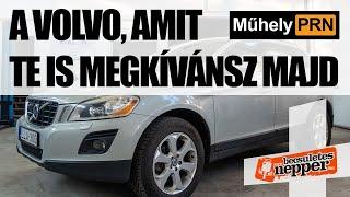 MűhelyPRN 28. a Becsületesnepperrel: A Volvo, amit te is megkívánsz majd