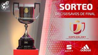 Sorteo de Copa de SM El Rey