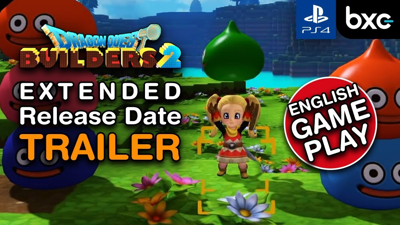 Dragon Quest Builders 2 - YouTube