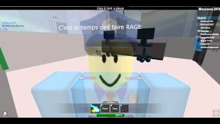 Roblox Video of Troll In La Map Prison Qc/Fr